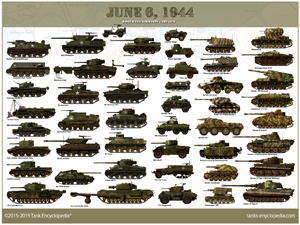 D-Day Tanks 1944 - Special