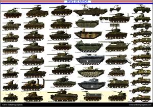 ww2 American armour
