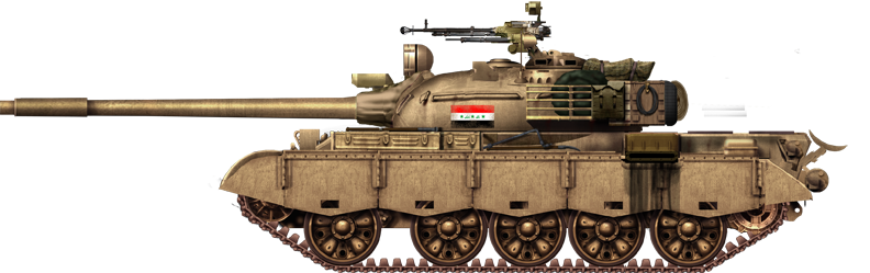 Type 69 QM Iran Iraq war