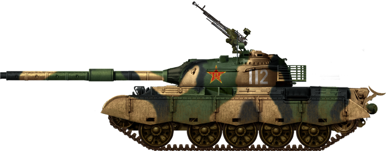 Late Type 79 MBT