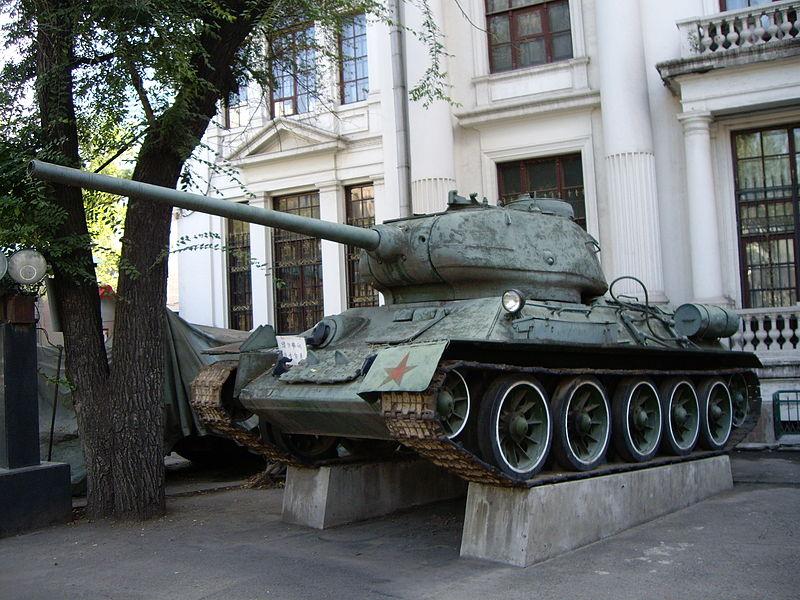 Type 58 PLA medium tank