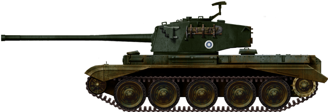 Finnish Charioteer tank destroyer