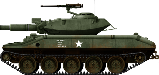 9 20 1 American Light Tank changes  Your thoughts? - Light