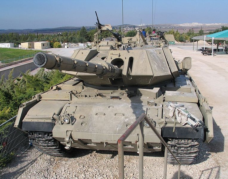 Magach 7C at Latrun museum