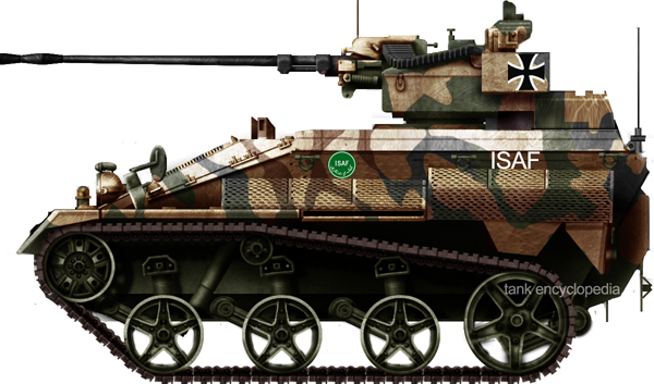 Wiesel AWC - Tank Encyclopedia
