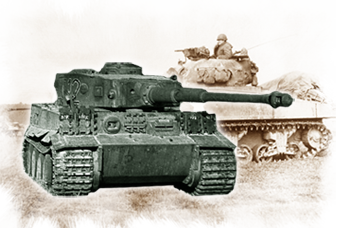 world war two tanks