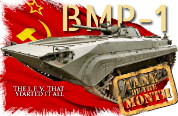 December tank of the month: The BMP-1