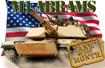 January tank of the month: The M1 Abrams
