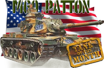November tank of the month: The M60 Patton