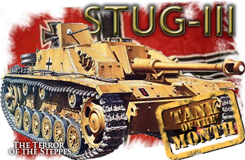 February tank of the month: The STUG-III