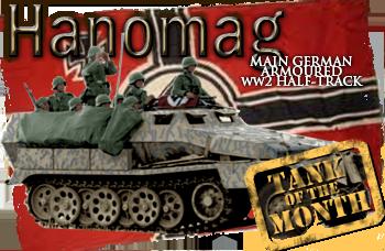 Sd.Kfz.250  Hanomag