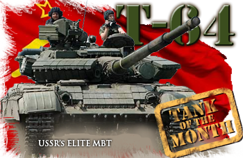 December tank of the month: The T-64