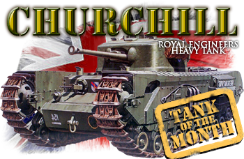 November tank of the month: The Churchill