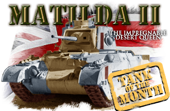 December tank of the month: The Mathilda infantry tank