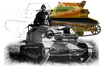Illustrations tanks