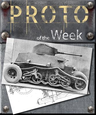 AFV Prototypes history
