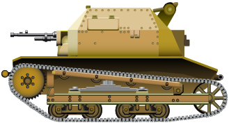 tankette TK3