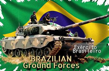 Brazilian tanks