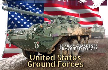 US Modern Tanks