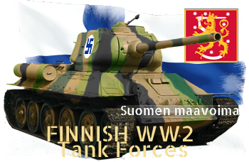 Armor of the Republic of Finland during WWII