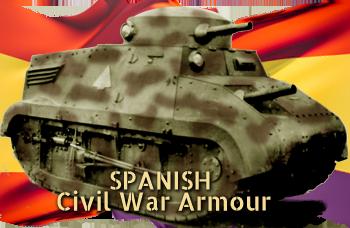 Spanish Civil War Tanks