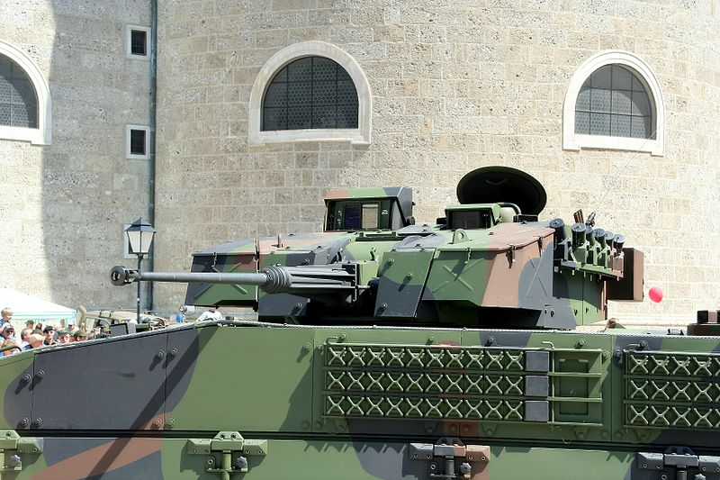 SPZ Ulan SP30 turret
