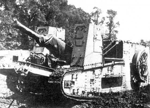 Gun Carrier MkI