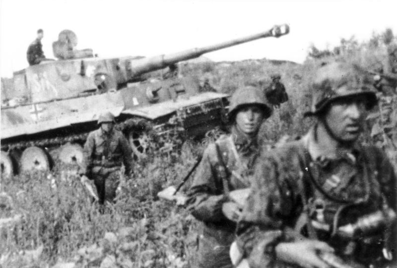 WW2 tanks and armored vehicles (1939-1945)