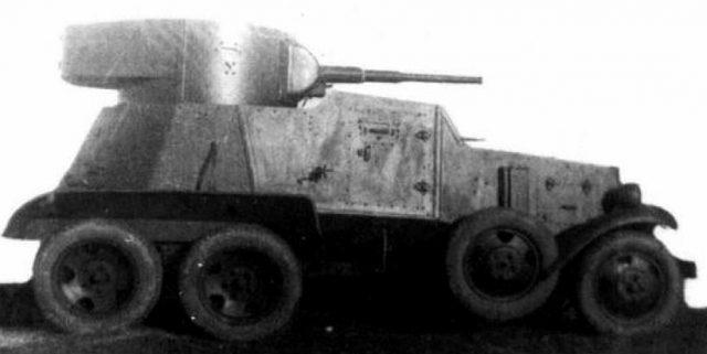 BA-3 Profile