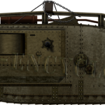 Tank Mark I/II/II