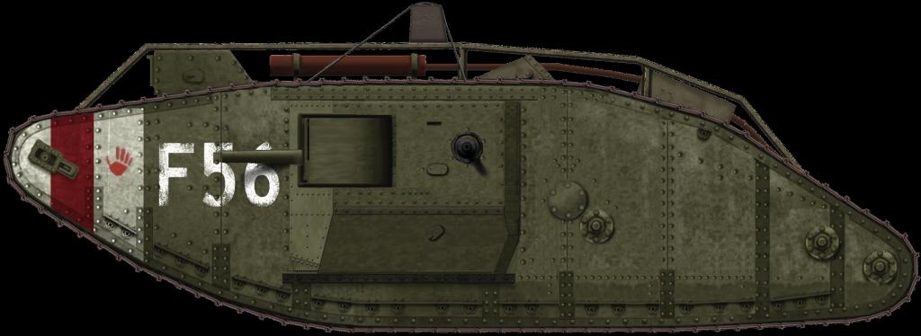 tank Mk.IV male