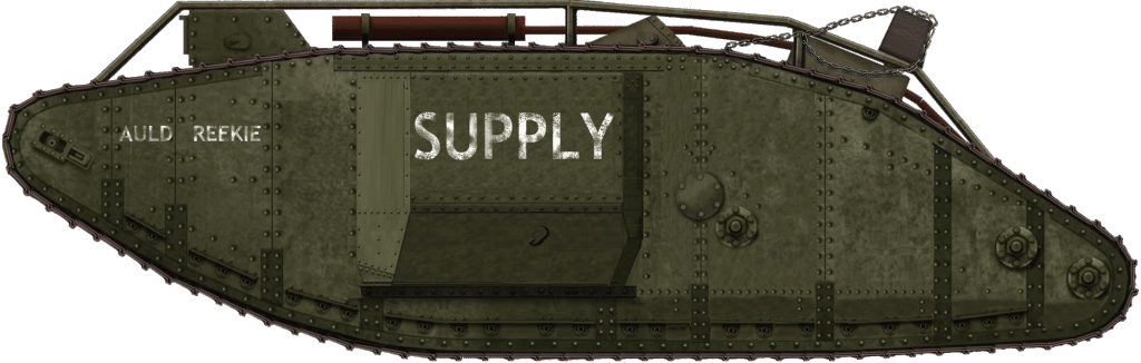 supply tank Mk.IV