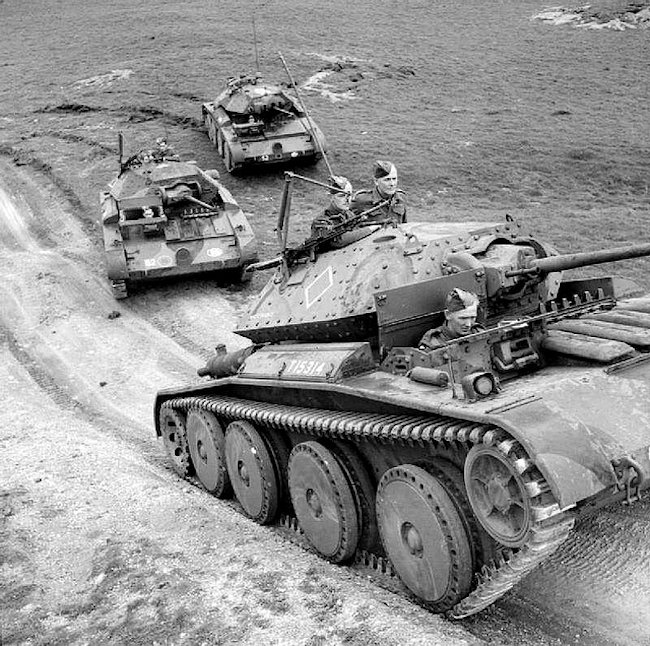 Covenanter A13 Mark III Cruiser.Mk V tank