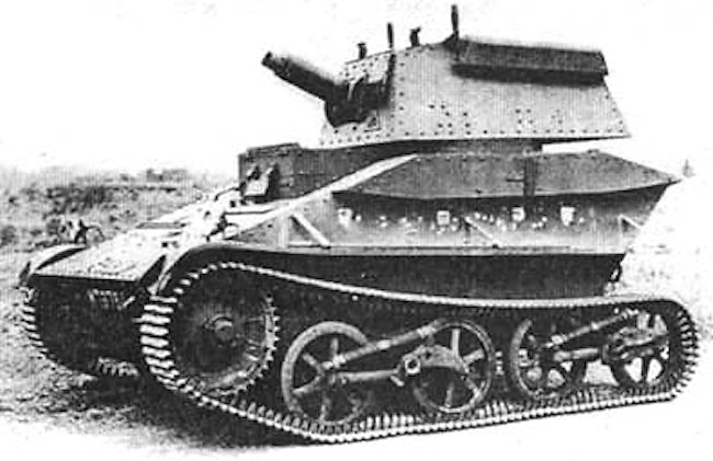 Vickers Mk.IV Light Tank