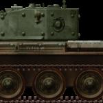 A24 Cruiser Mk.VII Cavalier