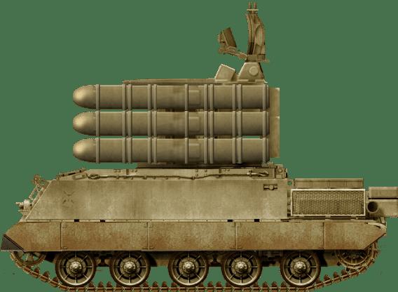 AMX-30 Shahine SPAAML