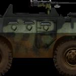Cadillac Gage Commando M706