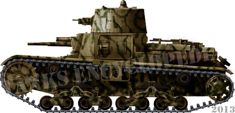 Carro Armato M.11/39