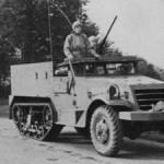 M2/M3 Half Track Car