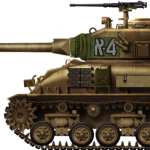 M50 & M51 Super Sherman