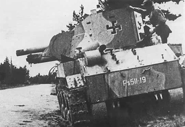 BT-42 Assault Gun