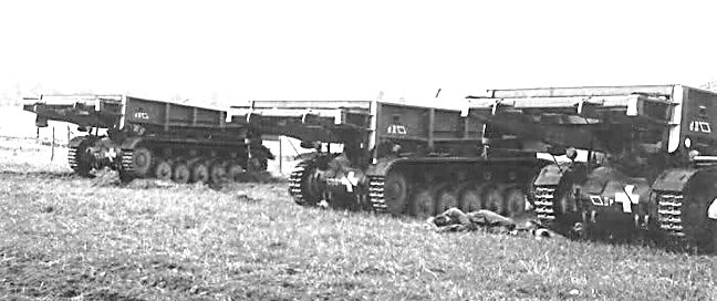 panzer II bridge layer