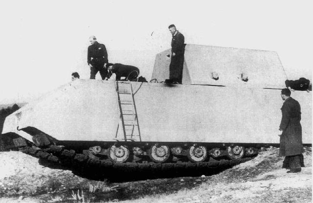 prototype de type 205-1