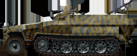 Sd.Kfz.251/2 Granatwerfer