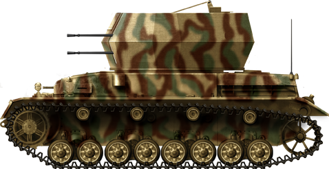 """Képtalálat a következőre: """"wirbelwind flakpanzer"""""""