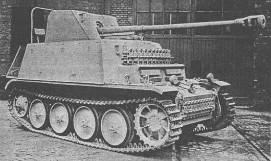 Marder II prototype