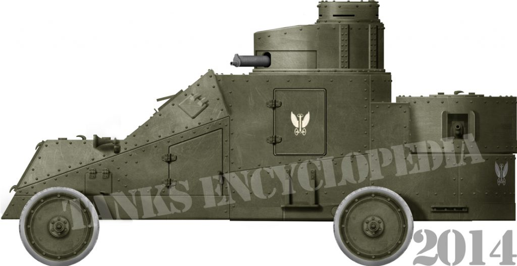 Mgebrov armored cars
