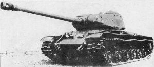A KV-122 prototype. Notice how similar it looked to the IS-2M