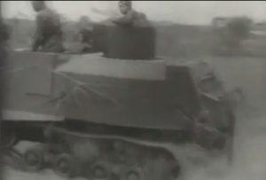 A still from Roman Karmen's 1965 film
