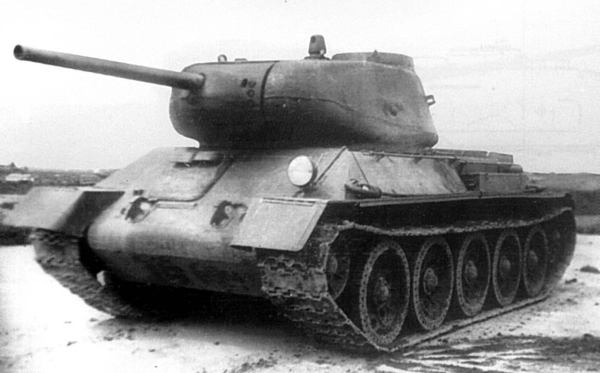 The T-43 prototype
